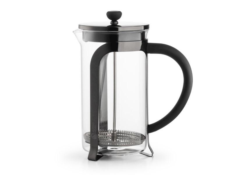 Koffie & theemaker Shiny Black 1,0L