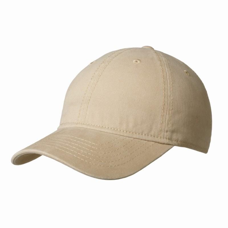 Washed Cotton Cap