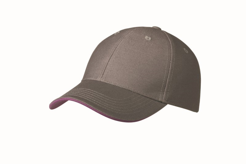 Heavy Twill Duo-Tone Strap Cap