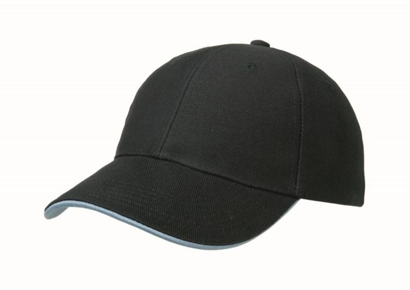 Heavy Twill Duo-Tone Strap Cap