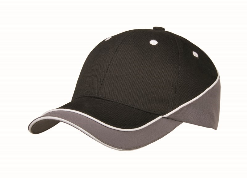 Luxury Cotton / Microfiber Sports Cap