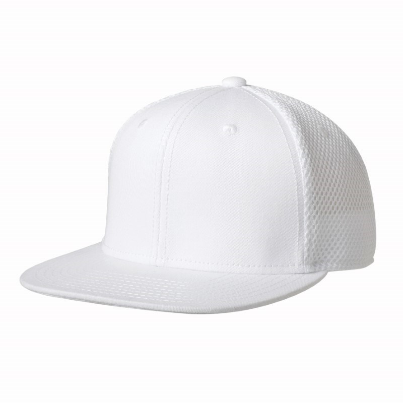 Original Snap Back Flat Visor Airmesh Cap