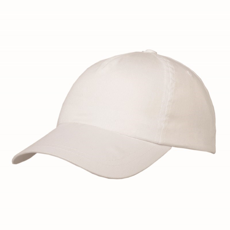 Brushed 5 Panel Kids Cap