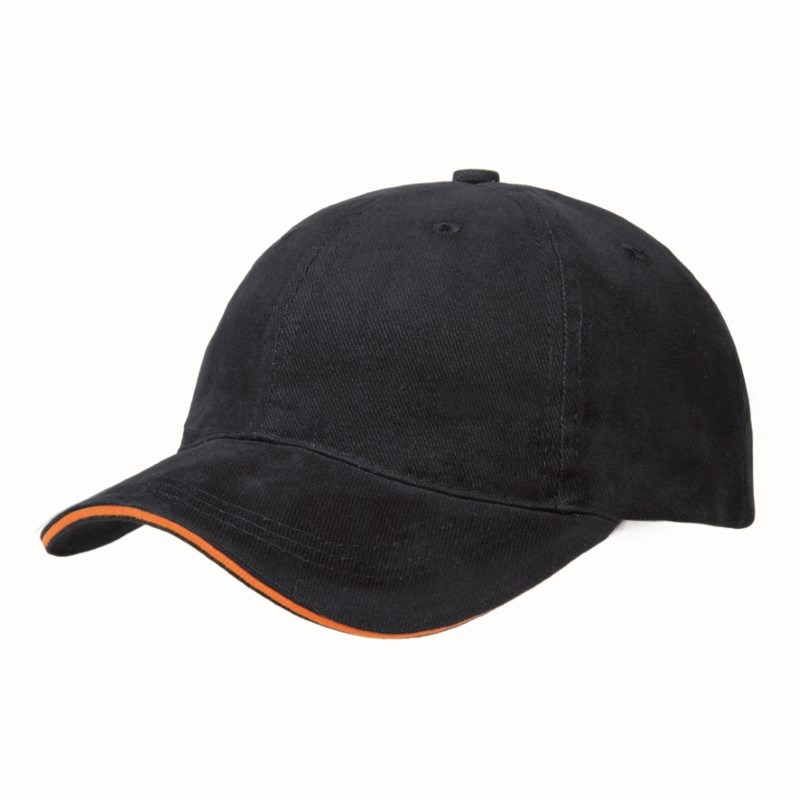 Heavy Brushed Ultimate Sandwich Cap