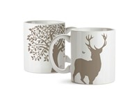 Giggle Beaver Creature Comforts Solemn Stag Mok