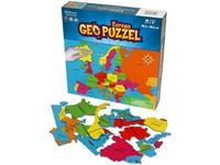 GEOtoys - GeoPuzzle Europa 58 stukjes (NL)