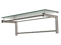 Spinder Design Suza 5 Kapstok RVS/Glas