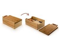 Rackpack Say Cheese - Wijn box en Kaasplankje