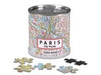 City Puzzle Magneten - Paris