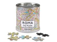 City Puzzle Magneten - Roma