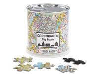 City Puzzle Magneten - Copenhagen