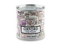 City Puzzle Magneten - Oxford