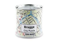 City Puzzle Magneten - Brugge