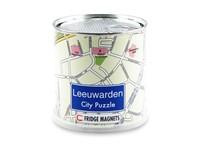 City Puzzle Magneten - Leeuwarden