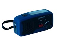 PowerPlus Panther - Dynamo Solar USB Multifunctionele FM Scan Radio - 5 in 1