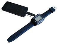 PowerPlus Power Bank Binair LED Horloge