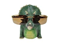 Rotary Hero Triceratops Brillen Houder