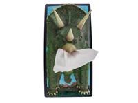 Rotary Hero Triceratops box Cover