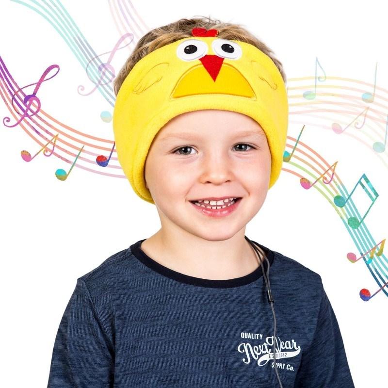 Snuggly Rascals Over-ear Kinderkoptelefoon - Kip