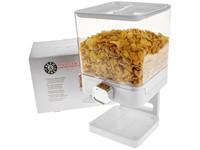 United Entertainment Luxe Enkelvoudige Cornflakes Dispenser - Wit