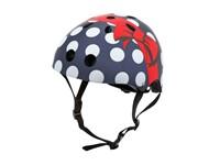 Mini Hornit Lids Fietshelm voor Kinderen - Polka Dot (S)