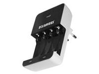PowerPlus EcoSavers - Smart Batterij Oplader AA/AAA