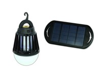 PowerPlus Mosquito - USB Solar LED Lantaarn Muggenverjager