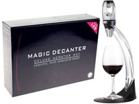 United Entertainment Magische Wijn Decanter Deluxe met LED verlichting