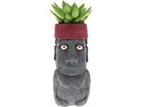 Rotary Hero Bloempot - Moai