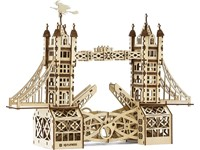 Mr. PlayWood Tower Bridge - Houten Modelbouw