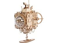 Robotime Onderzeeër AM680 - Houten modelbouw - Muziekdoos - Steampunk - DIY