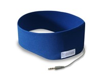 SleepPhones® Classic Breeze Royal Blue/Donkerblauw - Small/Extra Small