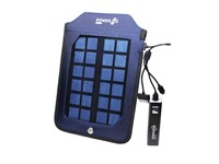 PowerPlus Cobra - Solar USB Power Bank 2000 mAh - Multifunctioneel