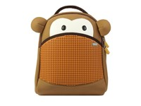 Upixel YoCi Monkey - Kinderrugzak - DIY Pixel Art - Bruin/Geel