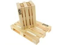 Labyrinth - Pallette set - Pallette-It set van 4 + Pallette Trivet Panonderzetter