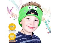 Snuggly Rascals v.2 - Over-ear Kinderkoptelefoon - Monster - Fleece