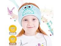 Snuggly Rascals v.2 - Over-ear Kinderkoptelefoon - Uil - Katoen