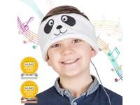 Snuggly Rascals v.2 - Over-ear Kinderkoptelefoon - Panda - Katoen