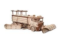 Eco-Wood-Art Sneeuwschuiver - Houten Modelbouw