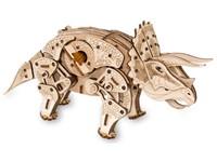 Eco-Wood-Art Triceratops - Houten Modelbouw