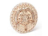 Wood Trick Maya Kalender - Houten Modelbouw