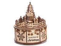 Wood Trick Gifts from Santa - Houten Modelbouw - Muziekdoos