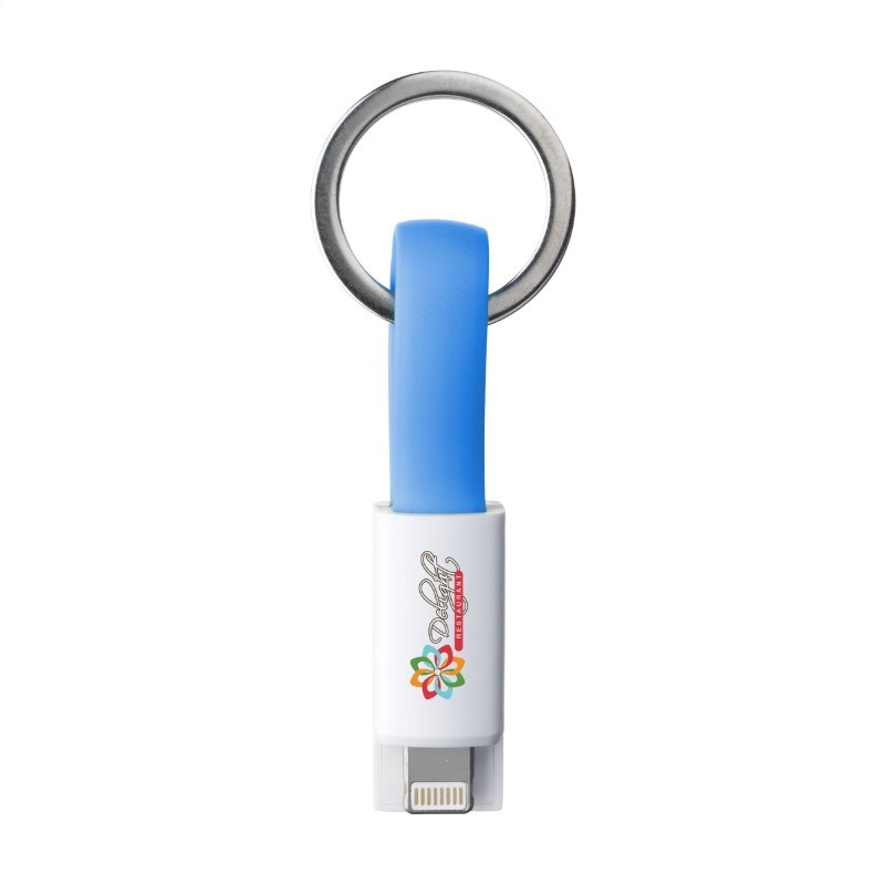 Key Connect 2-in-1 laadconnector