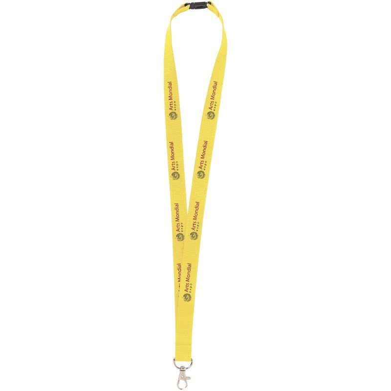 Keycord Budget Safety 2 cm lanyard