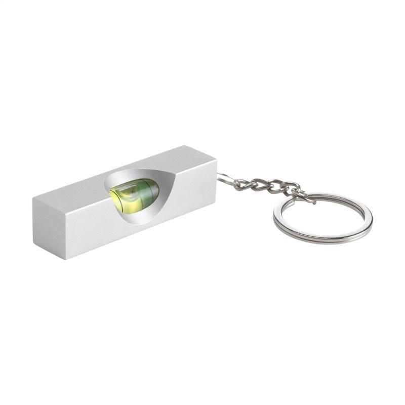 Level Keychain sleutelhanger