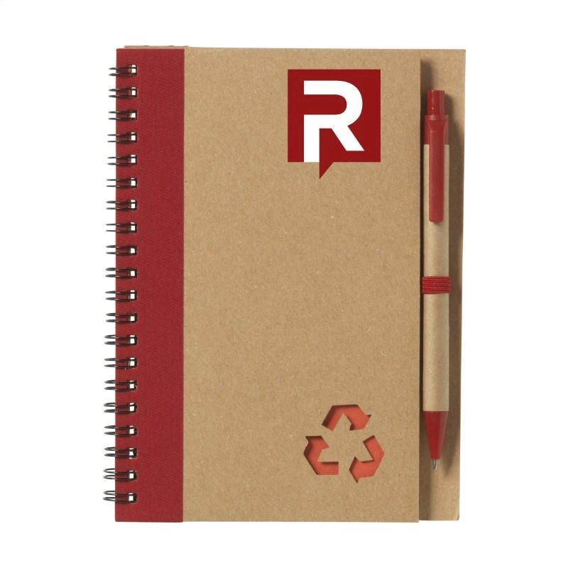 RecycleNote-L notitieboekje