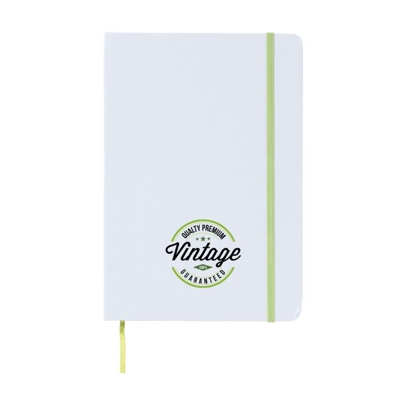 WhiteNote A5 notitieboek
