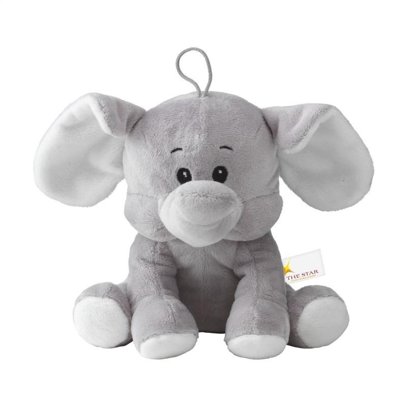 Olly pluche olifant knuffel