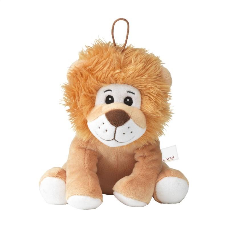 Louis pluche leeuw knuffel