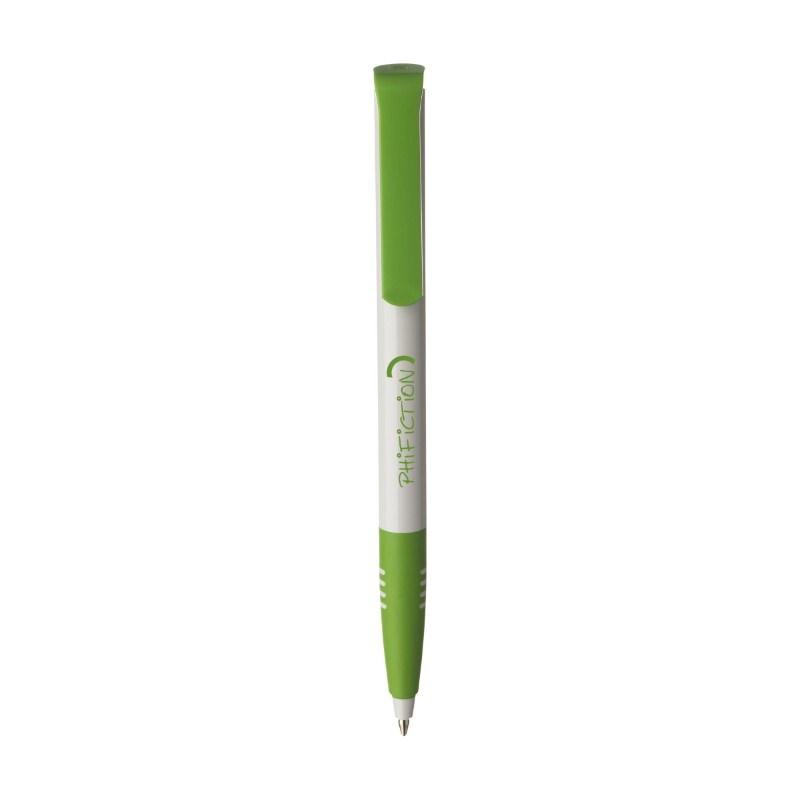 Senator Superhit Polished Softgrip pennen